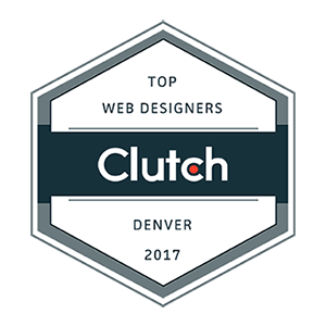 Clutch Top Web Designers - Denver - 2017