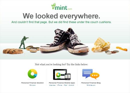 mints 404 page